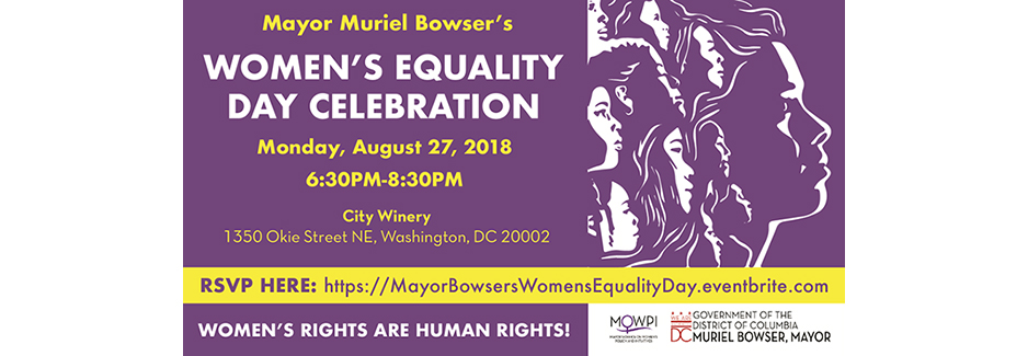 Womens Equality Day Celebration