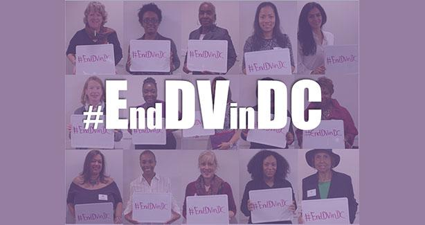 End Domestic Violence in DC