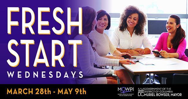 Fresh Start Wednesdays