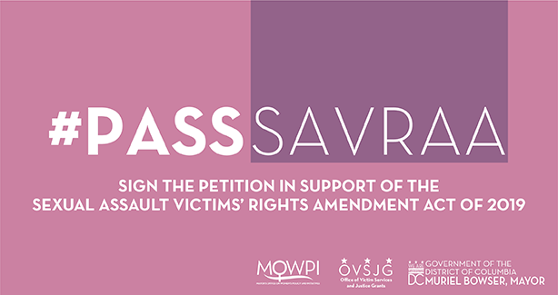 Sexual Assault Victims Rights Amendment of 2019
