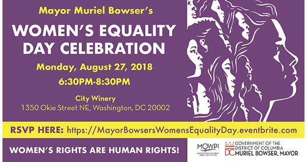 Womens Equality Day Celebration