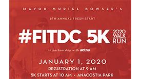 #FitDC 5K