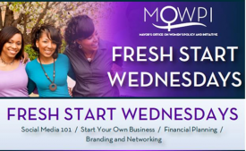 Fresh Start Wednesdays