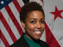Deputy Director, Angela Richardson